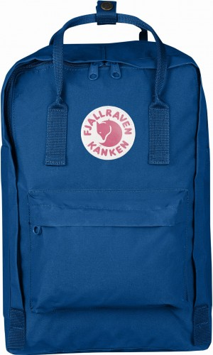 "Fjallraven Kanken Laptop 15"", kolor: 539 Lake Blue"