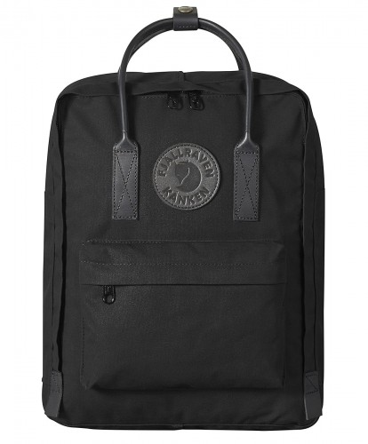 Kanken No.2 Black Edition, kolor: 550 - Black.