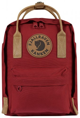 Fjallraven Kanken No. 2 Mini, kolor: 325 - Deep Red.