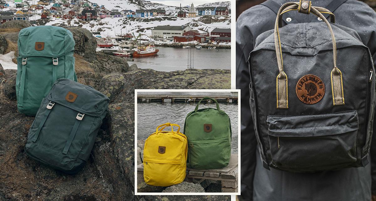butik wyprzedażowy przyjazd najlepszy hurtownik Plecak Fjallraven Greenland Top